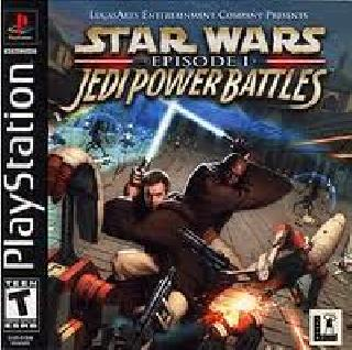 Screenshot Thumbnail / Media File 1 for Star Wars - Episode I - Jedi Power Battle [NTSC-U]